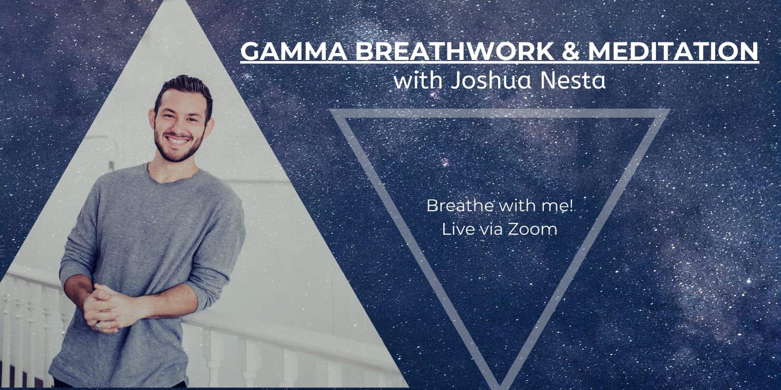 Gamma Breathwork Experience