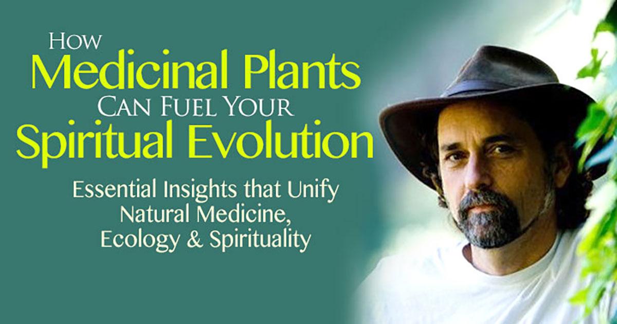 Medicinal Plants & Spiritual Evolution with David Crow