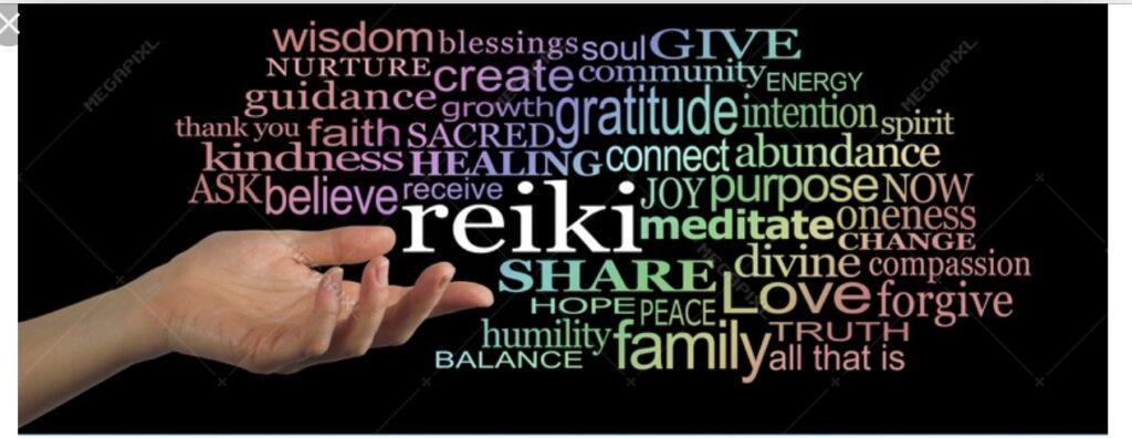 RainForest Reiki: All Levels Reiki Weekend
